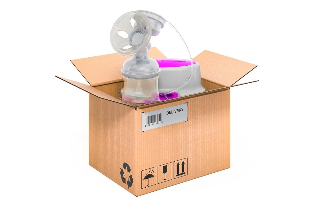 breast pump warranty